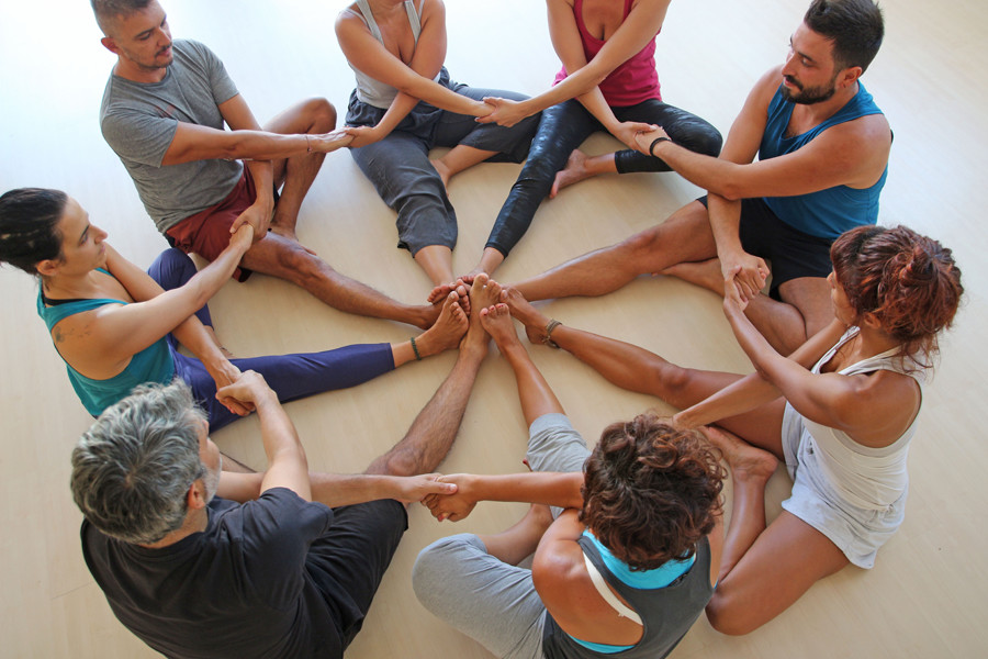 Yoga Class Chania