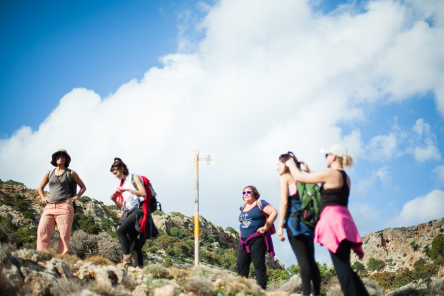 Yoga Retreat in Crete by Yoga Class Chania