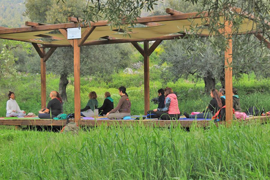 Yoga Retreats in Crete, Greece by Yoga Class Chania