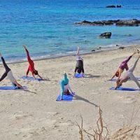 Yoga Retreat in Crete - Yoga Class Chania